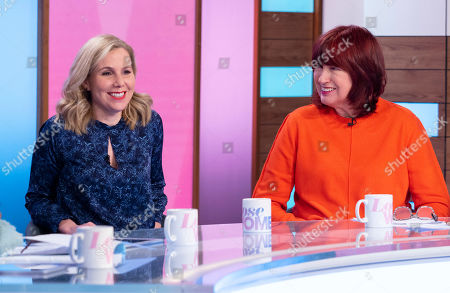 Stock Picture of Sally Phillips, Janet Street-Porter