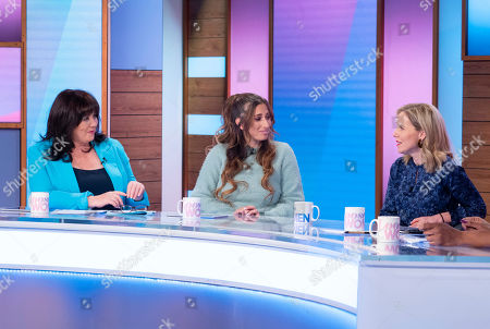 Editorial photo of 'Loose Women' TV show, London, UK - 20 Nov 2019