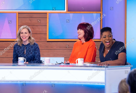 Editorial picture of 'Loose Women' TV show, London, UK - 20 Nov 2019