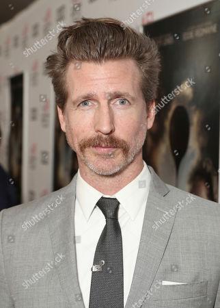 Stock Photo of Josh Meyers attends Amazon Studios Aeronauts Los Angeles AFI Premiere during AFI FEST 2019 at TCL Chinese Theatre on in Hollywood, California