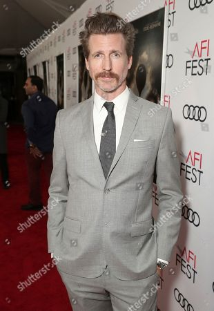 Stock Image of Josh Meyers attends Amazon Studios Aeronauts Los Angeles AFI Premiere during AFI FEST 2019 at TCL Chinese Theatre on in Hollywood, California