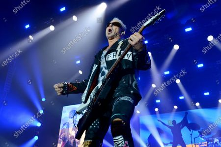 Editorial image of Scorpions in concert, Kiev, Ukraine - 12 Nov 2019