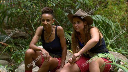 Creek Chat (Girls Aloud) - Adele Roberts and Jacqueline Jossa