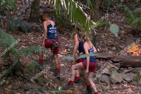 Creek Chat (Girls Aloud) - Nadine Coyle, Adele Roberts and Jacqueline Jossa