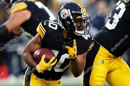 Editorial image of Rams Steelers Football, Pittsburgh, USA - 10 Nov 2019