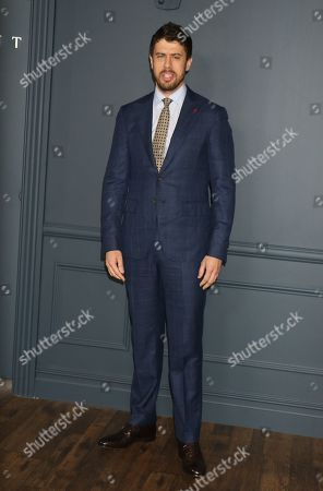Stock Image of Toby Kebbell