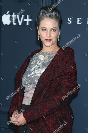 Editorial picture of 'Servant' TV show premiere, BAM Howard Gilman Opera House, Arrivals, New York, USA - 19 Nov 2019