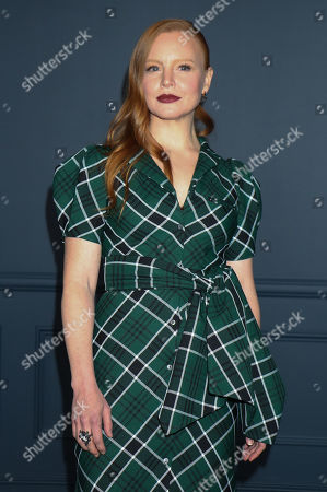 Editorial photo of 'Servant' TV show premiere, BAM Howard Gilman Opera House, Arrivals, New York, USA - 19 Nov 2019