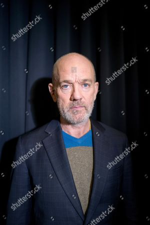 Editorial image of Michael Stipe and Mike Mills Portrait Session, New York, USA - 28 Oct 2019