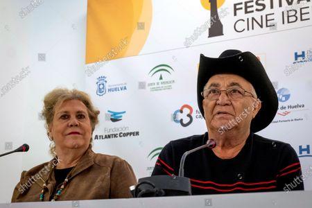 Editorial image of 45th Ibero-American Film Festival of Huelva, Spain - 20 Nov 2019
