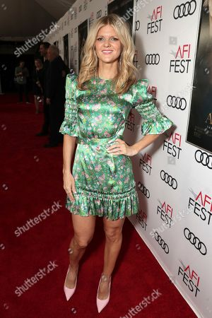 Stock Photo of Arden Myrin attends Amazon Studios Aeronauts Los Angeles AFI Premiere during AFI FEST 2019 at TCL Chinese Theatre on in Hollywood, California