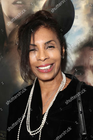 Stock Image of Khandi Alexander attends Amazon Studios Aeronauts Los Angeles AFI Premiere during AFI FEST 2019 at TCL Chinese Theatre on in Hollywood, California