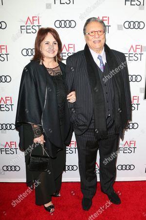 Marianela Sandoval and Arturo Sandoval