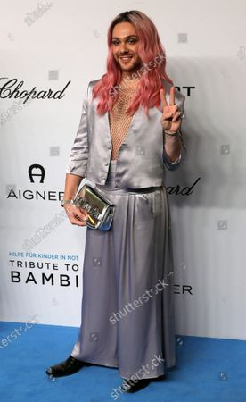 Editorial photo of Tribute to Bambi 2019 charity event, Baden Baden, Germany - 20 Nov 2019