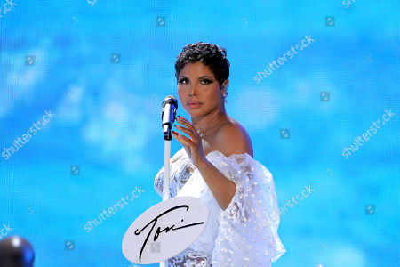 Stock Picture of Toni Braxton