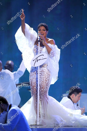 Stock Photo of Toni Braxton