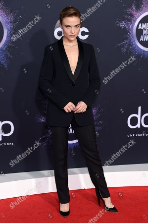 Editorial photo of 47th Annual American Music Awards, Fashion Highlights, Microsoft Theater, Los Angeles, USA - 24 Nov 2019