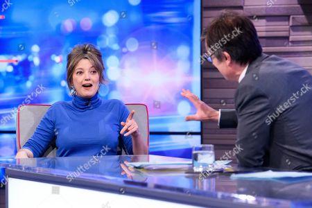 Editorial picture of 'Peston' TV show, Series 3, Episode 13, London, UK - 20 Nov 2019