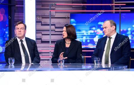 John Whittingdale, Catherine West, Ed Davey