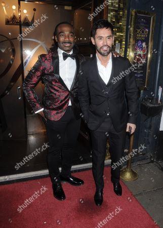 Editorial photo of 'Style for Stroke' Ball, Cafe De Paris, London, UK - 20 Nov 2019