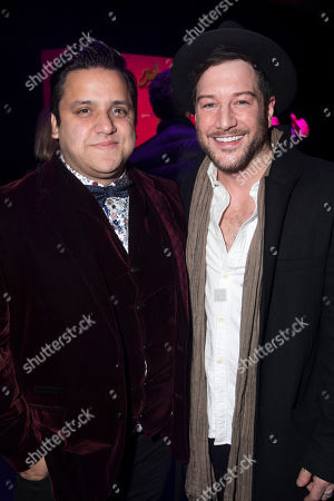 Editorial image of 'And Juliet' musical press night, After Party, London, UK - 20 Nov 2019