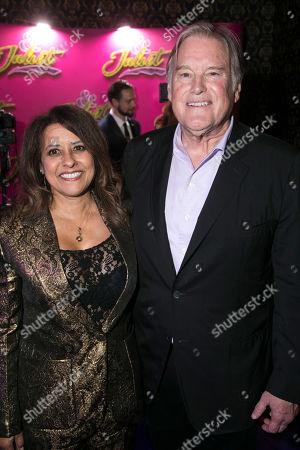 Theresa Steele (Producer) and Tim Headington (Producer)