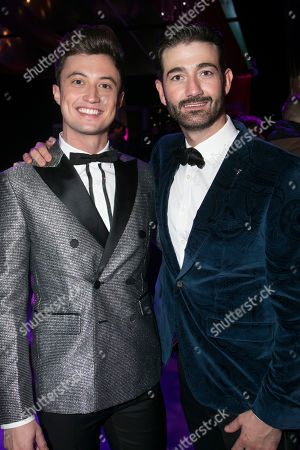 Editorial photo of 'And Juliet' musical press night, After Party, London, UK - 20 Nov 2019