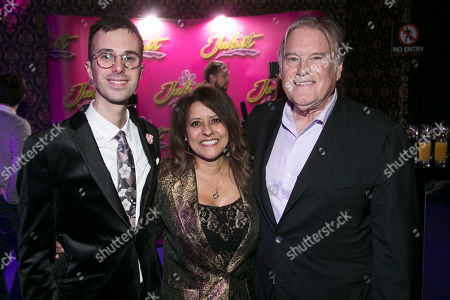 Luke Sheppard (Director), Theresa Steele (Producer) and Tim Headington (Producer)
