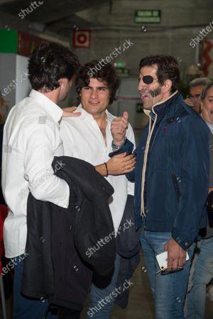 Adolfo Suarez Flores and Juan Jose Padilla