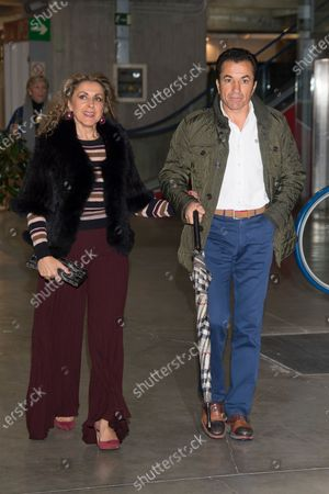 Editorial image of Bullfighters dinner, Palacio de Cristal, Madrid, Spain - 20 Nov 2019