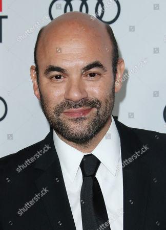 Stock Photo of Ian Gomez