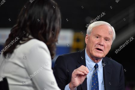 Editorial photo of Democratic Presidential Primary Debate, hosted by MSNBC and The Washington Post, Tyler Perry Studios, Atlanta, USA - 20 Nov 2019