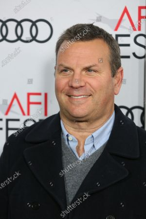Stock Picture of Kevin Misher arrives on the AFI Fest red carpet for the movie 'Richard Jewell' at TCL Chinese Theatre in Los Angeles, California, USA, 20 November 2019. Richard Jewell will be released in theaters on 13 December 2019.