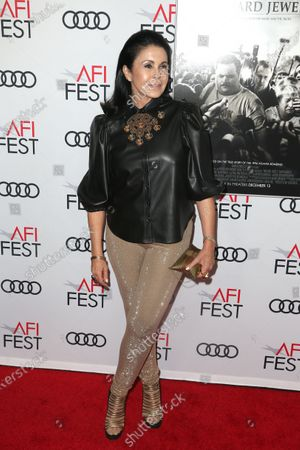 Maria Conchita Alonso arrives on the AFI Fest red carpet for the movie 'Richard Jewell' at TCL Chinese Theatre in Los Angeles, California, USA, 20 November 2019. Richard Jewell will be released in theaters on 13 December 2019.