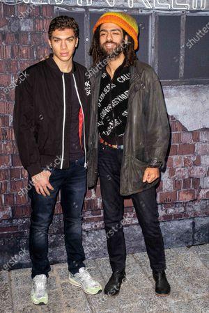 Elias Becker and Noah Becker