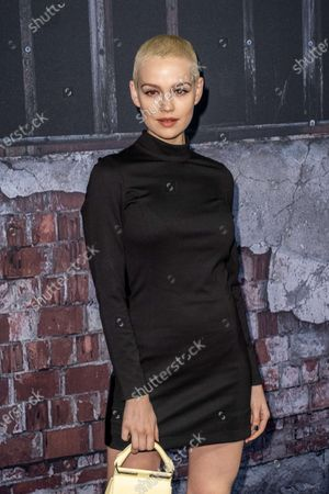 Editorial photo of Calvin Klein 'A Night of Music, Discovery and Celebration' event, Berlin, Germany - 20 Nov 2019