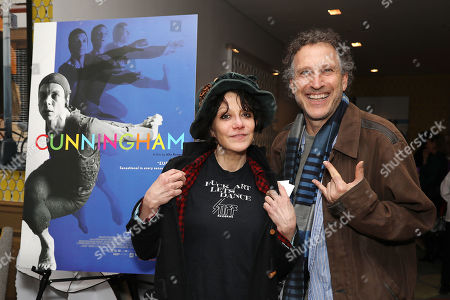 """Editorial photo of A Special 3D Screening and Reception of """"Cunningham"""", New York, USA - 20 Nov 2019"""