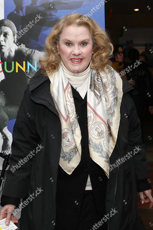 """Editorial image of A Special 3D Screening and Reception of """"Cunningham"""", New York, USA - 20 Nov 2019"""