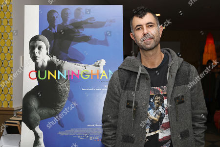 """Editorial picture of A Special 3D Screening and Reception of """"Cunningham"""", New York, USA - 20 Nov 2019"""