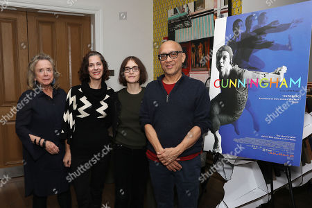 "Editorial image of A Special 3D Screening and Reception of ""Cunningham"", New York, USA - 20 Nov 2019"