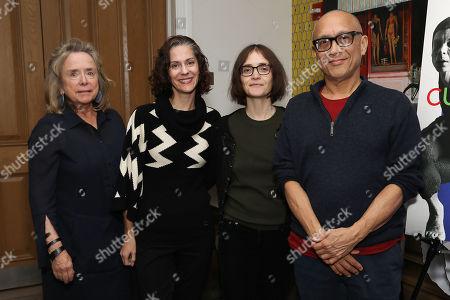Stock Picture of Elizabeth Delude-Dix (Producer), Jennifer Goggans, Alla Kovgan (Director) and Derrick Tseng (Producer)