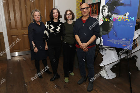 Stock Photo of Elizabeth Delude-Dix (Producer), Jennifer Goggans, Alla Kovgan (Director) and Derrick Tseng (Producer)