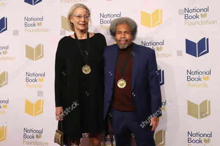 Editorial picture of 70th National Book Awards Ceremony, New York, USA - 20 Nov 2019