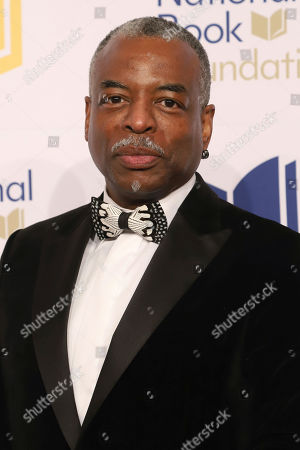 Levar Burton attends the 70th National Book Awards ceremony and benefit dinner at Cipriani Wall Street, in New York