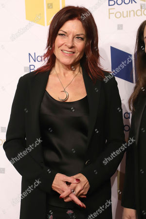 Stock Photo of Rosanne Cash attends the 70th National Book Awards ceremony and benefit dinner at Cipriani Wall Street, in New York
