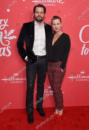Editorial photo of 'Christmas Under the Stars' film screening, Los Angeles, USA - 20 Nov 2019