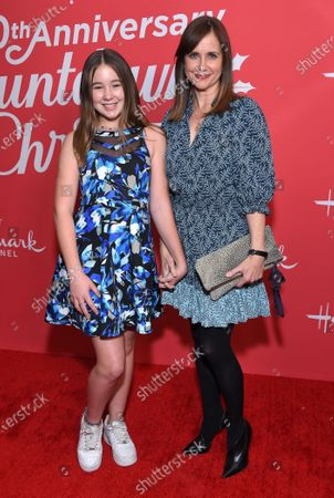 Kellie Martin and Margaret Heather Christian
