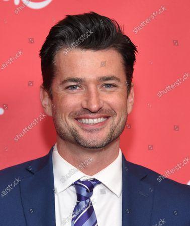 Editorial photo of 'Christmas Under the Stars' film screening, Los Angeles, USA - 20 Nov 2019
