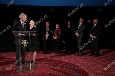 Clint Eastwood, Director/Producer, Barbara Jewell, Paul Walter Hauser, Kathy Bates, Sam Rockwell, Jon Hamm, Ian Gomez