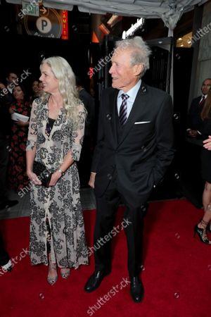 Christina Sandera, Clint Eastwood, Director/Producer,
